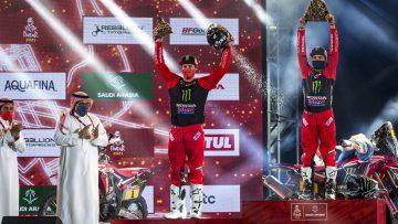 HRC Rally Dakar 2021